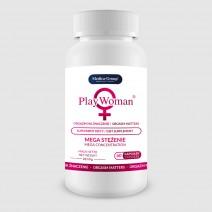 PlayWoman na pobudzenie orgazmu - suplement diety dla kobiet