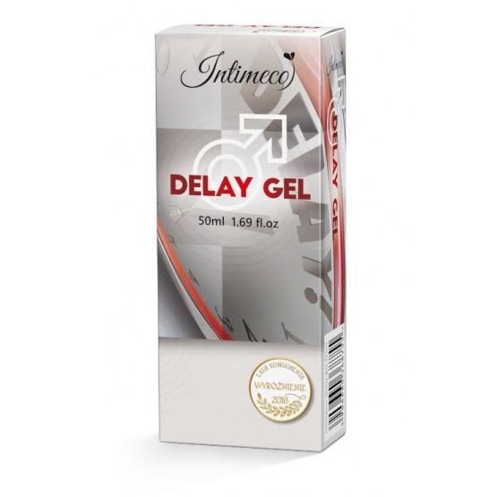 Intimeco Delay Gel 50 ml