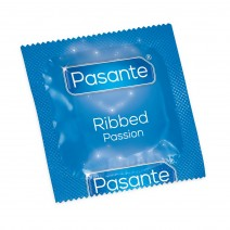 144 prezerwatywy Pasante Ribbed Bulk Pack