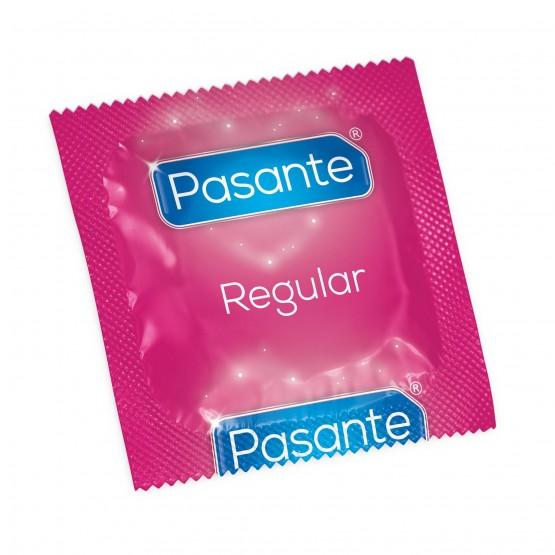 Prezerwatywy Pasante Regular Bulk Pack 72szt
