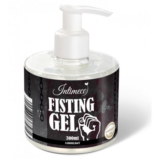 Intimeco Fisting Gel 300 ml - rozluźniający mięśnie