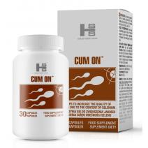 Cum On - tabletki 30 sztuk