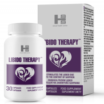 SHS Libido therapy - 30 kaps suplement diety