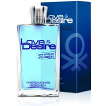 SHS Męskie perfumy z feromonami Love & Desire 50 ml