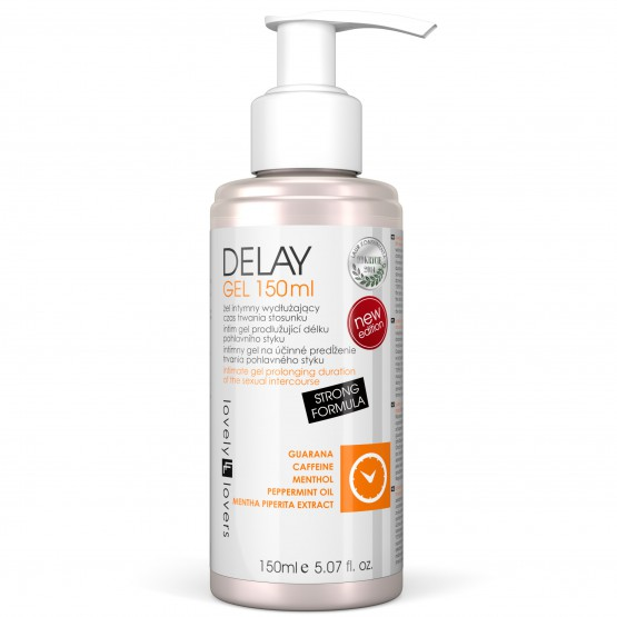 Lovely Lovers Delay Gel - 150 ml