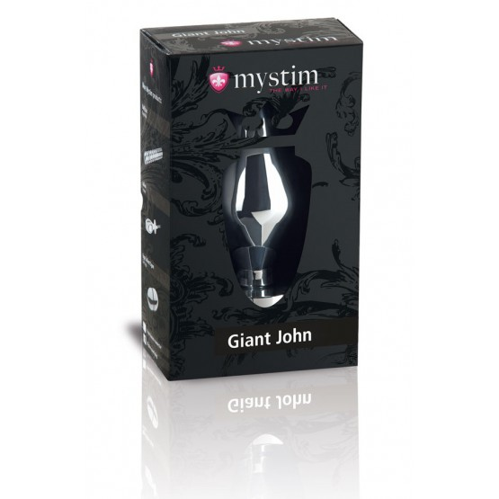 Mystim - Gigant John elektroda analna XXL