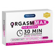 Medica Group Orgasm Max for Women - 2 kaps. suplement diety