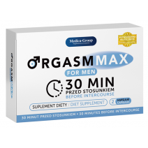 Medica Group Orgasm Max for Men - 2 kaps. suplement diety