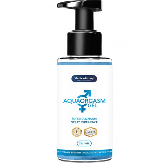 Żel pobudzający orgazm - Aqua Orgasm Gel