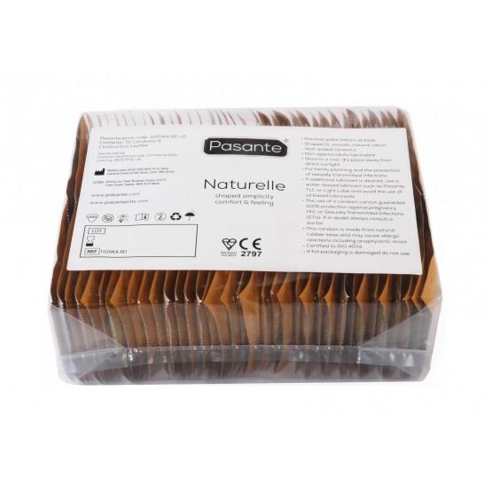 Prezerwatywy Pasante Naturelle Bulk Pack 144szt