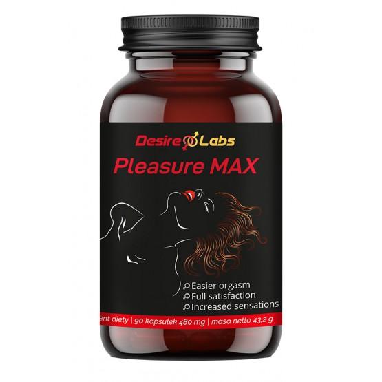 Desire Labs Pleasure Max™ - 90 kaps. suplement diety