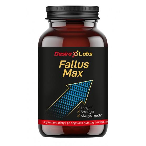 Desire Labs Fallus Max™ - 90 kaps. suplement diety