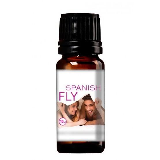 Hiszpańska mucha z feromonami Spanish Fly White 10 ml