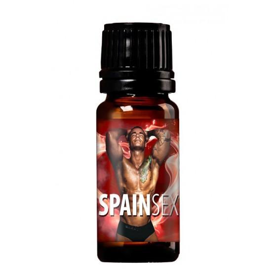 Skoncentrowane feromony zapachowe Spain Sex 10ml