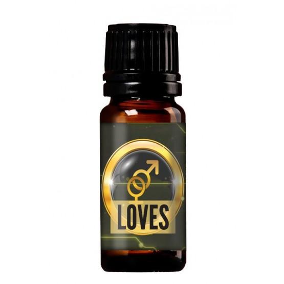 Skoncentrowane feromony zapachowe Loves 10ml