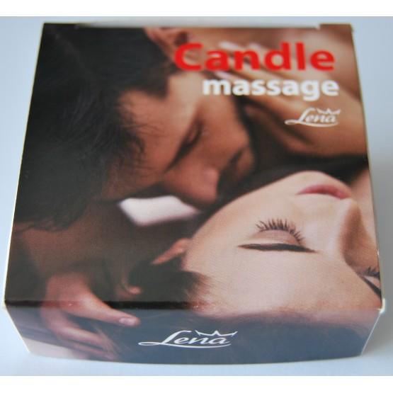 Zapachowa świeca do masażu 70 ml - Candle massage LENA