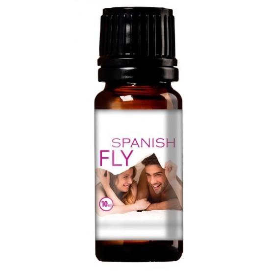 Hiszpańska mucha z feromonami Spanish Fly White 30 ml