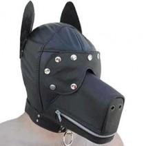 Maska psa BDSM