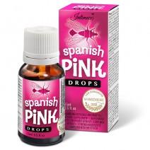 """Hiszpańska Mucha"" - INTIMECO SPANISH PINK DROPS 15ml"