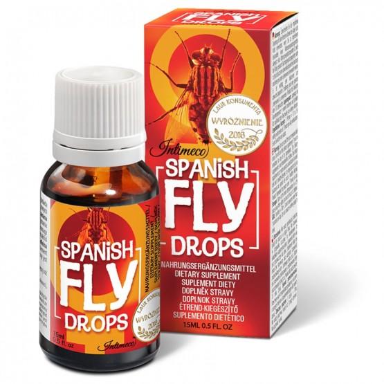 INTIMECO SPANISH FLY DROPS 15 ML