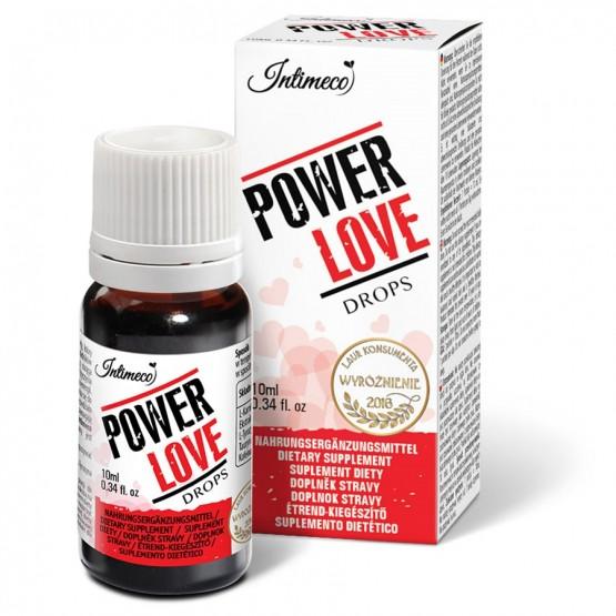 INTIMECO POWER LOVE DROPS 10 ML