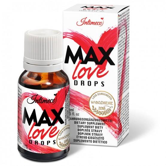 INTIMECO MAX LOVE DROPS 15 ML