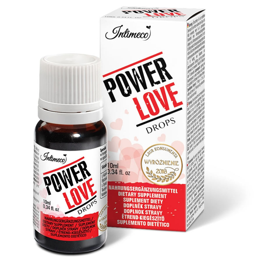 Intimeco Power Love Drops