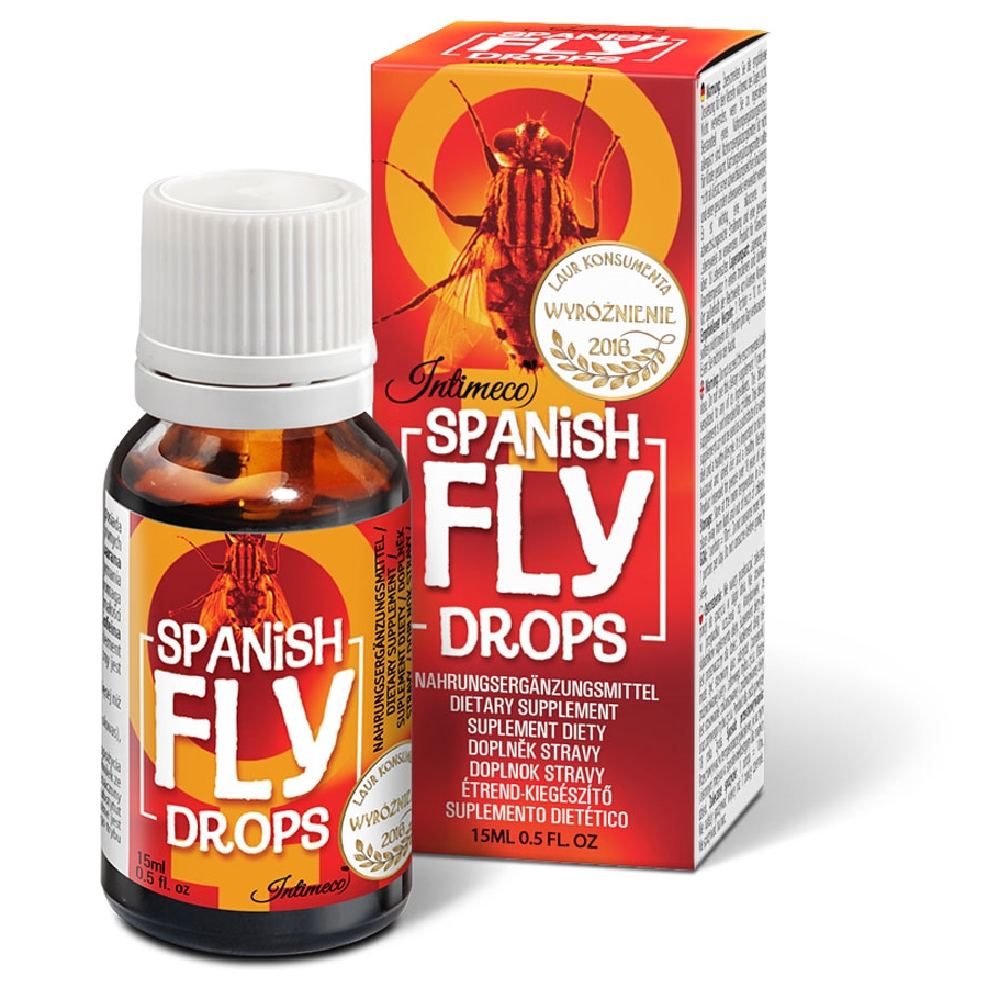 Intimeco Spanish fly drops