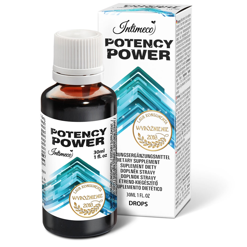 Intimeco Potency Power 30ml
