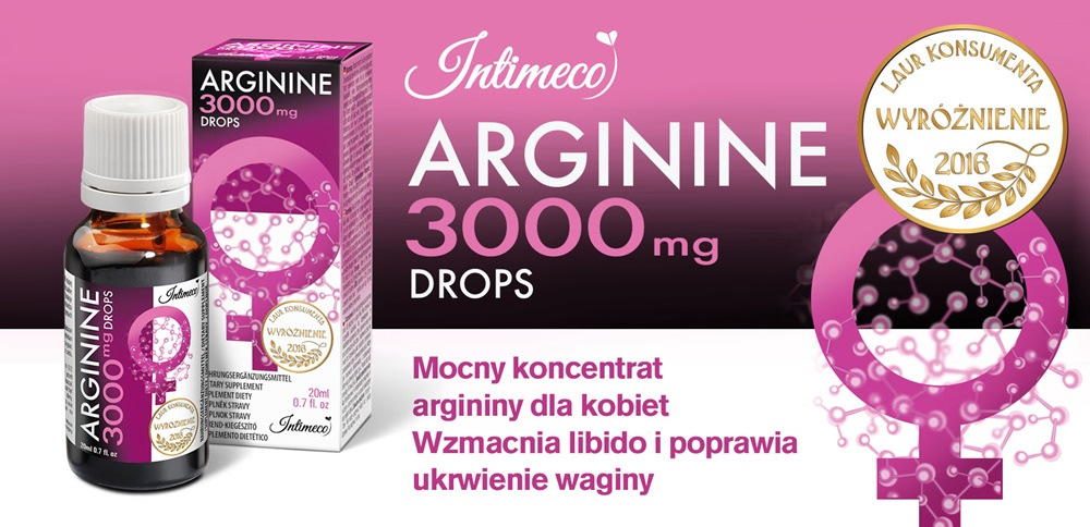 Intimeco Arginine 3000mg W