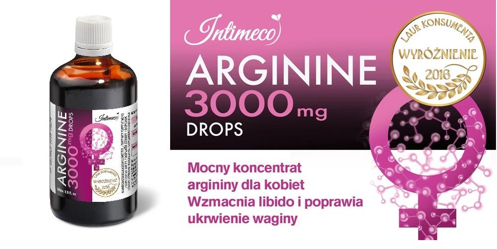 Intimeco Arginine 100ml