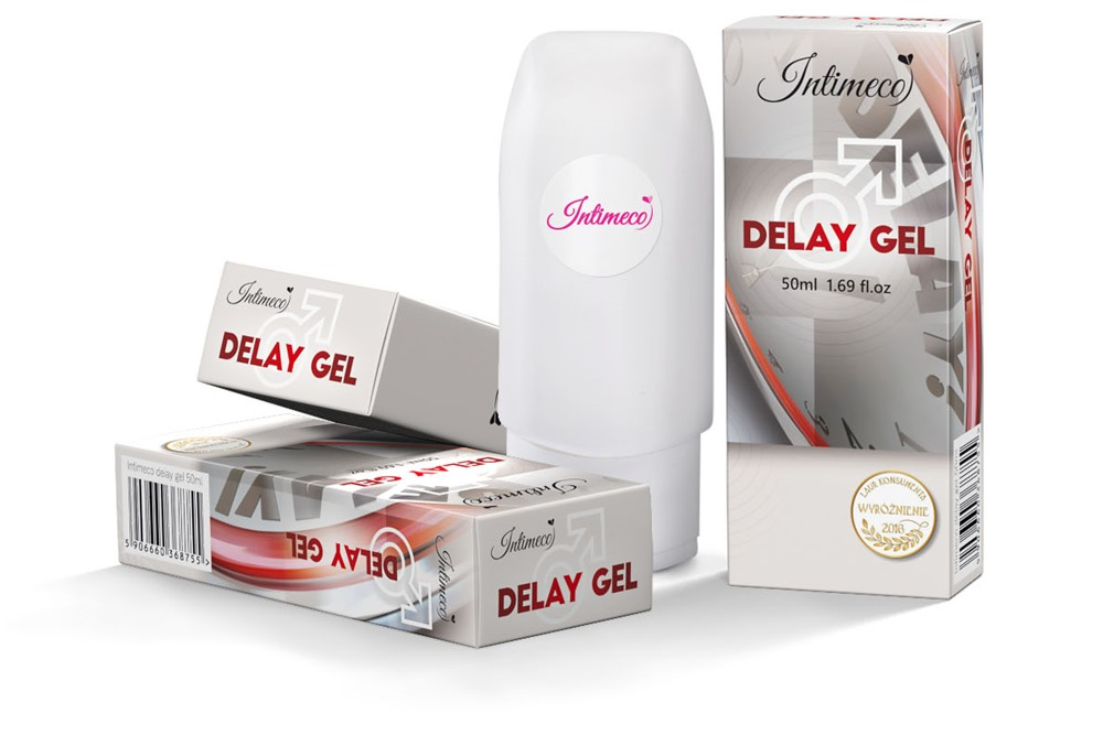 Intimeco Delay Gel 50ml
