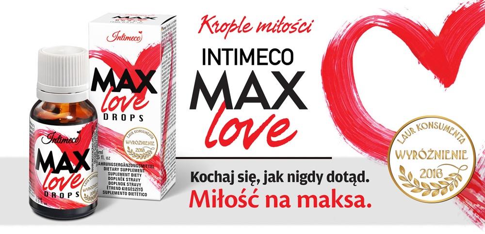 Intimeco Max Love Drops 15ml