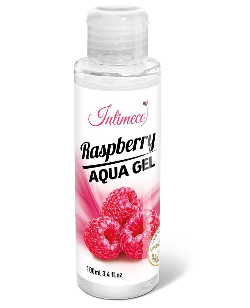 Wizualizacja Intimeco Raspberry Aqua 100ml