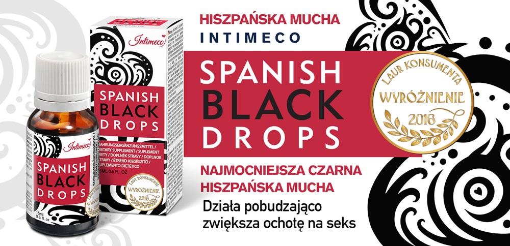 Intimeco Spanish black drops 15ml