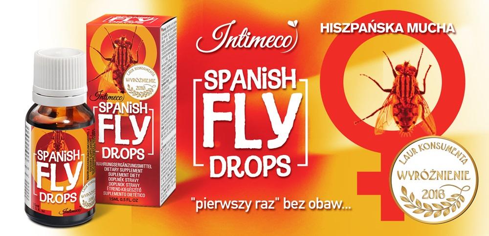 Baner Intimeco Spanish Fly Drops 15ml