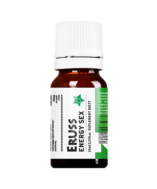 Eruss drops - krople pobudzające dla kobiet i mężczyzn