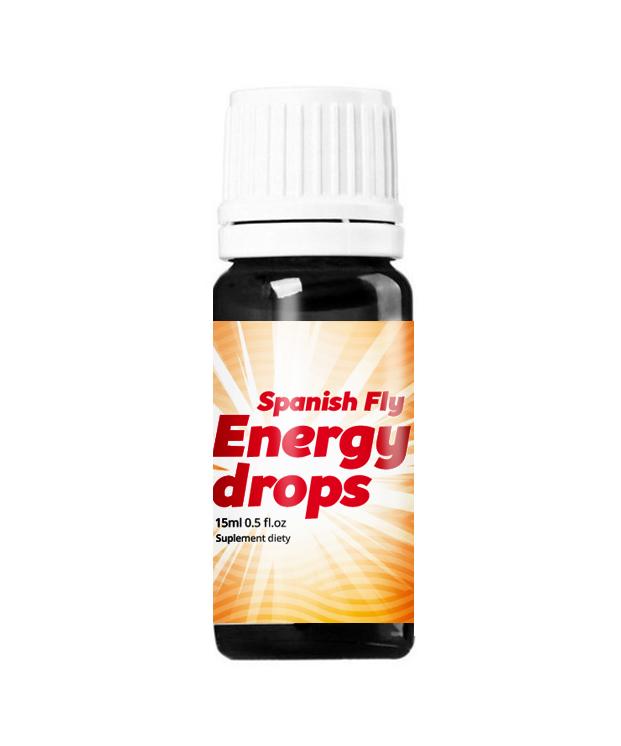 Spanish fly energy drops