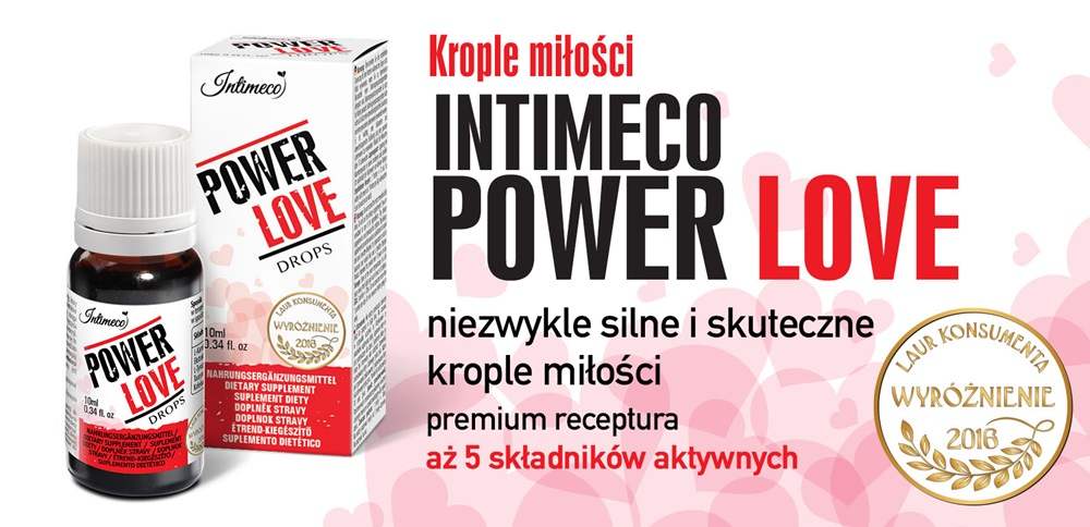 Intimeco Power Love Drops 15ml